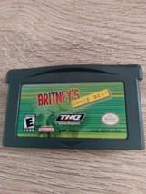 Nintendo Game Boy Advance GBA Britney's Dance Beat image 2