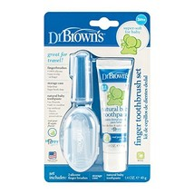 Dr. Brown's Finger Toothbrush Set (Оne Расk) - $18.74