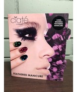Ciate London - Feathered Manicure Kit - All A Flutter - NEW IN BOX & FRESH! - $9.50