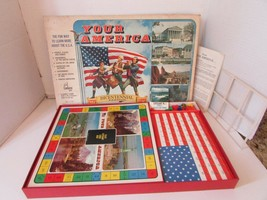 VTG 1970-75 CADACO GAME #1776 YOUR AMERICA BICENTENNIAL EDITION COMPLETE - $24.49