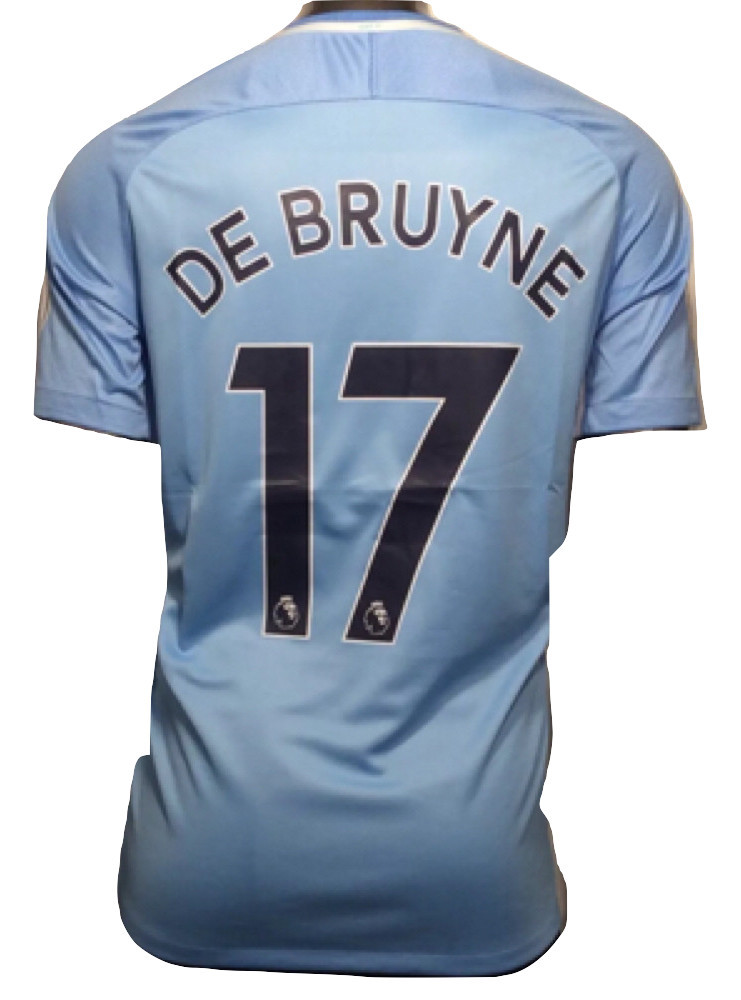 finest selection 8e9ff 81c58 2017-18 Manchester City Nike Kevin De Bruyne and 50 similar ...