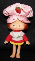 """Strawberry Shortcake Scented Doll 6"""" Toy Baby - $13.40"""