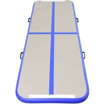 Air Track Inflatable Gymnastics Tumbling Floor Mats with Pump - $189.79