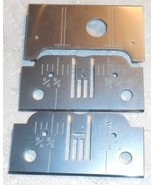 Kenmore 158.17841 ZZ & SS Throat, Feed Cover & Bobbin Cover Plates - $30.00
