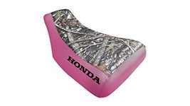 Honda Rubicon Seat Cover Camo And Pink Color Honda Logo Year 2001 To 2004 - $42.99