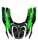 Arctic Cat ZR 600, 500, 800 Mountain Cat  wrap, decals, sticker Kit - Da... - $138.60