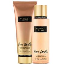 Victoria's Secret Bare Vanilla Fragrance Lotion + Fragrance Mist Duo Set  - $39.95