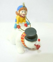 Lets Have Some Fun Frosty the Snowman 2007 Hallmark Ornament QHC4037 - $12.99