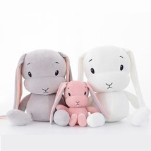 Cute Toy Rabbit Plush Bunny Stuffed Animal Baby Cartoon Decor Cotton Kid... - $13.99+