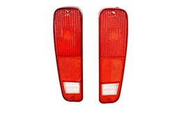 A-Team Performance Tail Light Housing Set Compatible with 73 74 75 76 77 78 79 F image 2