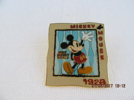 Wdw On With The Show Pin Event (Pure Mickey) Pin - $8.50