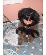 1993 Native American Doll MISKA Pat Wall Box - $79.19