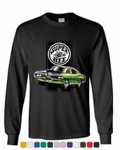 Dodge Green Super Bee Long Sleeve Tee American Classic Muscle - £9.33 GBP+