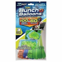 ZURU 100 Bunch O Balloons 3 Different Colors Fill in 60 Seconds PACK OF ... - $14.83