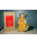 """Avon Gift Collection Lighted Heavenly Tree Topper 10"""" Doll with Original... - $13.85"""