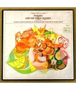 Premiere Prokofiev Love For Three Oranges Record Albums Qty 2 - $16.92