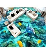 3D Ocean Marine Life475 Floor WallPaper Murals Wall Print Decal 5D AJ WA... - $65.44+