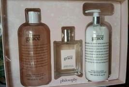 Philosophy Amazing Grace, Large Gift Set, New, Fresh - $82.00