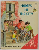 Homes in the City by Renee Bartkowski Start Right Elf Book - $2.99