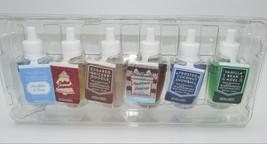 Bath & Body Works Wallflower Refill 6 Pack Christmas Holiday Sweets Vanilla Bean - $29.99