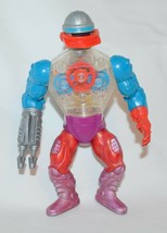 Vintage 1984 MOTU Masters Of The Universe He Man ROBOTO Robot Action Figure Gear - $28.50