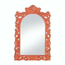 Accent Plus Bathroom Wall Mirrors, Framed Cool Modern Rustic Stylish Etched Wall - $46.99