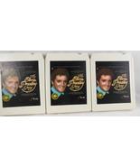 Vintage 1977  Set of Three  8 Track Elvis Presley Story  RCA Candlelite ... - $12.86