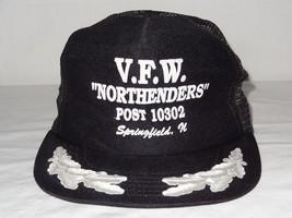 Springfield, IL VFW POST 10302 Trucker Baseball Hat Cap Mesh Snapback US... - $14.95
