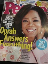PEOPLE MAGAZINE MARCH 12 2018 OPRAH ANSWERS EVERYTHING HEAHTER LOCKLEAR NEW - $9.99