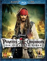 Pirates Of The Caribbean-On Stranger Tides (Blu-ray/DVD/2 Disc) Br-Pkg