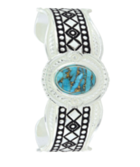 Montana Silversmith Phases of the World Cuff Bracelet - $80.00