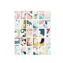 Post Cards Camouflage Pattern Greeting Cards Set of 30 - £11.83 GBP