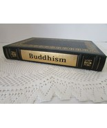 EASTON PRESS 1994 COLLECTIBLE HC BOOK BUDDHISM EDITED BY RICHARD A. GARD... - $74.25