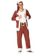 Rasta Imposta Hipster Mr. Claus Santa Adult Mens Christmas Halloween Cos... - £55.42 GBP