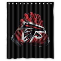 Atlanta 02 Shower Curtain Waterproof Polyester Fabric For Bathroom Decoration - $33.30+