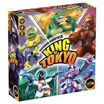 IELLO King of Tokyo: New Edition Board Game - $35.76