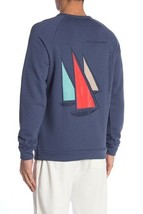 $95 , Onia Dave Raglan Sleeve Pullover,Blue,M - $39.57