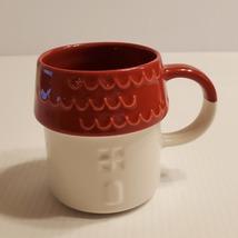 Starbucks coffee mug coup 12fl oz / 355ml  @2018 Maroon/Off-white  - $16.00