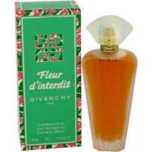 Givenchy Fleur D'interdit Perfume 1.7 Oz Eau De Parfum Spray image 6