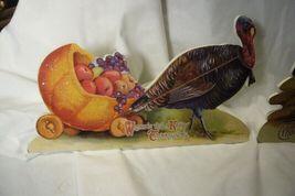 2 Bethany Lowe Thanksgiving Turkey Dummy Board image 3