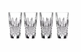 WATERFORD Lismore Diamond Shot Glass Set of 4 #160708 New - $124.54