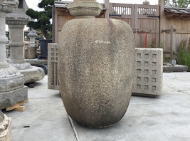 Natsume, Japanese Chōzubachi Tsukubai - YO03010093 - $4,463.67