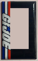 Gi Joe Logo Light Switch Duplex Outlet wall Cover Plate Home Decor image 4