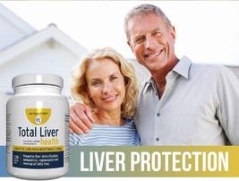 Total Liver Health: Liver Cleanse, Detox, Regeneration, Fatty Liver Reve... - $293.59
