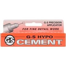 Beadalon G-S Hypo Cement 9 ml tube [PACK OF 4 ] ([PACK OF 4 ]) - $23.39