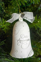 Hallmark: Anniversary Celebration - No CHARMS - Porcelain - NO DATE ON BELL image 6