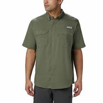 Columbia Men Shirt Hommes Bonehead Hunter Green 3XL NEW - $31.83