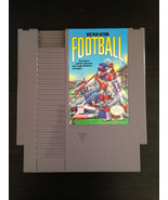 Vintage Video Game Nintendo NES Play Action Football - $1.00