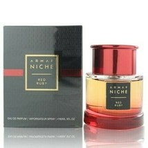 Armaf Niche Red Ruby Eau De Parfum Spray 90ml/3oz Womens Perfume - $49.99