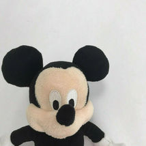 """Mickey Mouse Disney 10"""" Inch Tall Bean Bag Stuffed Animal Plush Doll Toy Gift image 3"""
